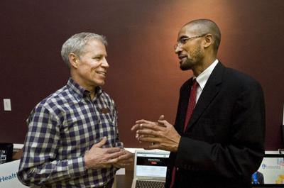 Jerry Schlichter and Duane Johnson