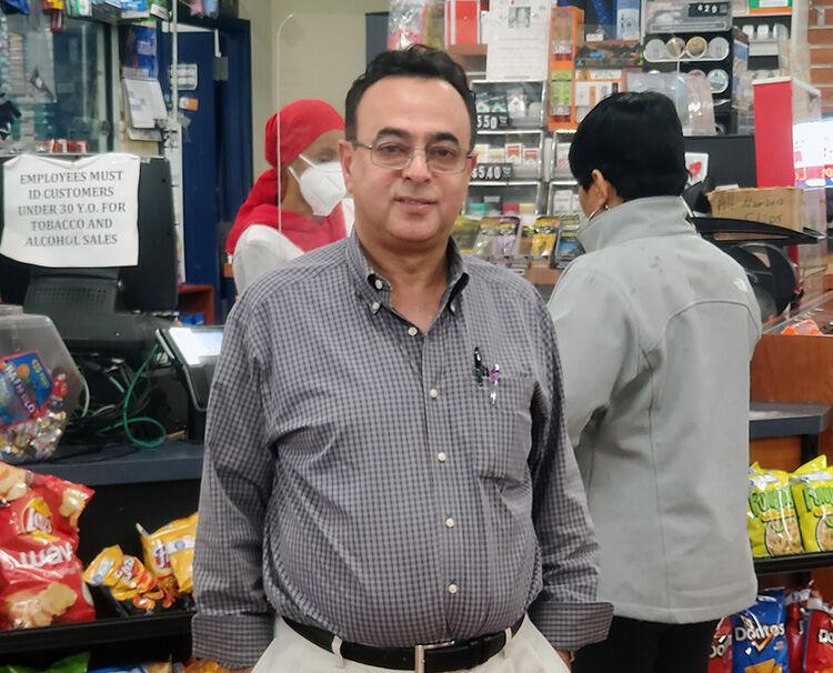 Nabali Khaled Salameh