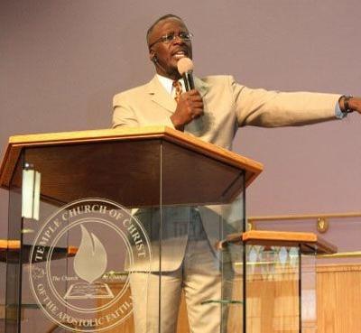 District Elder Ronald Earl Stephens