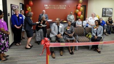Marcus Allen Advising Center
