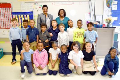 Ashley Gerald named Hazelwood Teacher of the Year