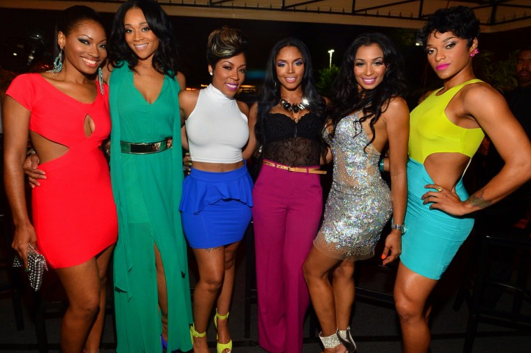 What happened on love and hip hop atlanta last night