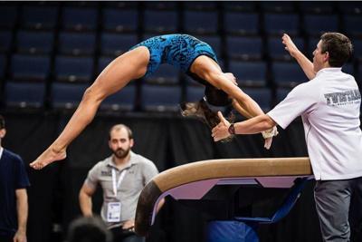 St. Louis lands US Gymnastics Team Trials for 2020 Olympics
