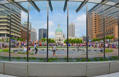 Expanded Gateway Arch Park and Museum, opens