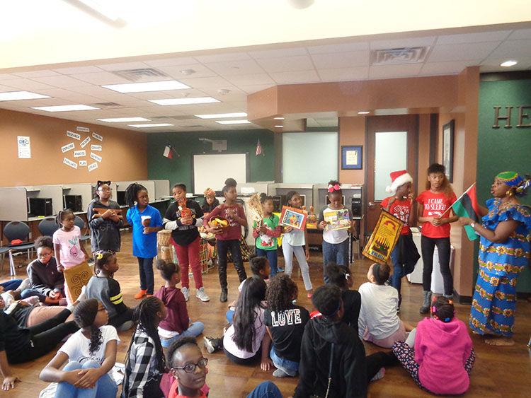 mama lisa teaches kwanzaa in houston aarp launches faith based