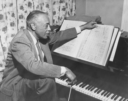 Composer William Grant Still