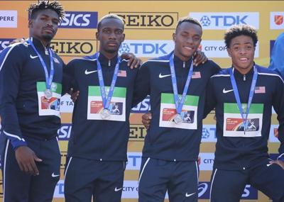 US IAAF U20 World Championships team