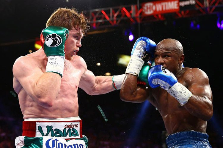 canelo and ggg ready to bring the pain in the clutch