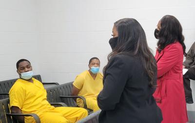 CJC detainees speak
