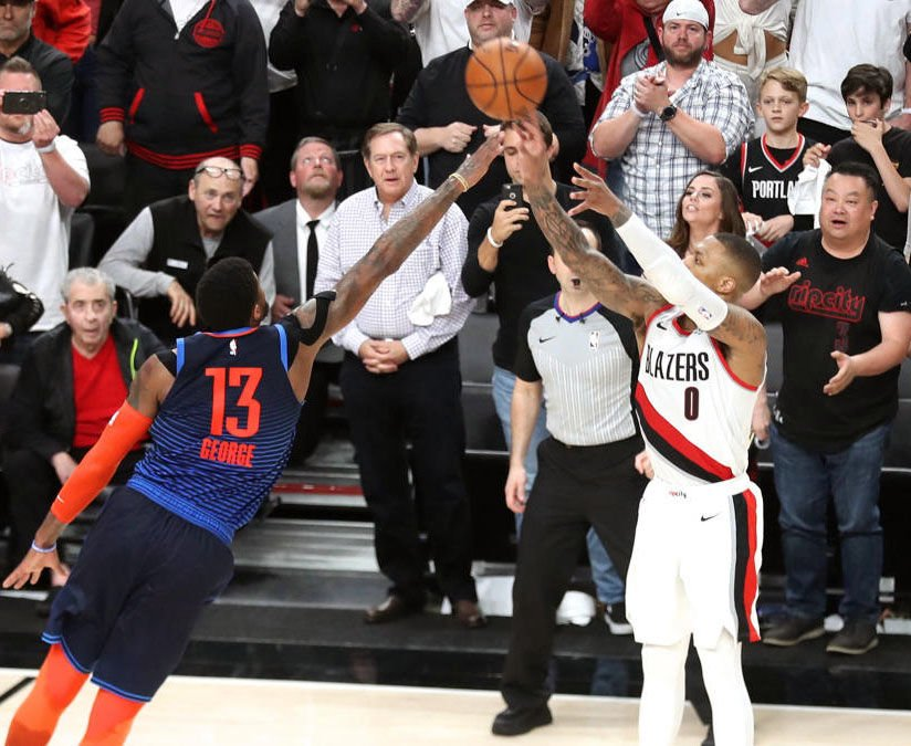 Big Game Dame Silences Thunder In The Clutch Stlamerican Com