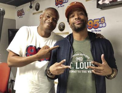 Swag Snap of the Week: DJ Kut and DeRay Davis