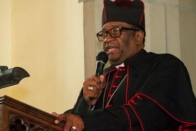 Archbishop Michael A. West Sr.