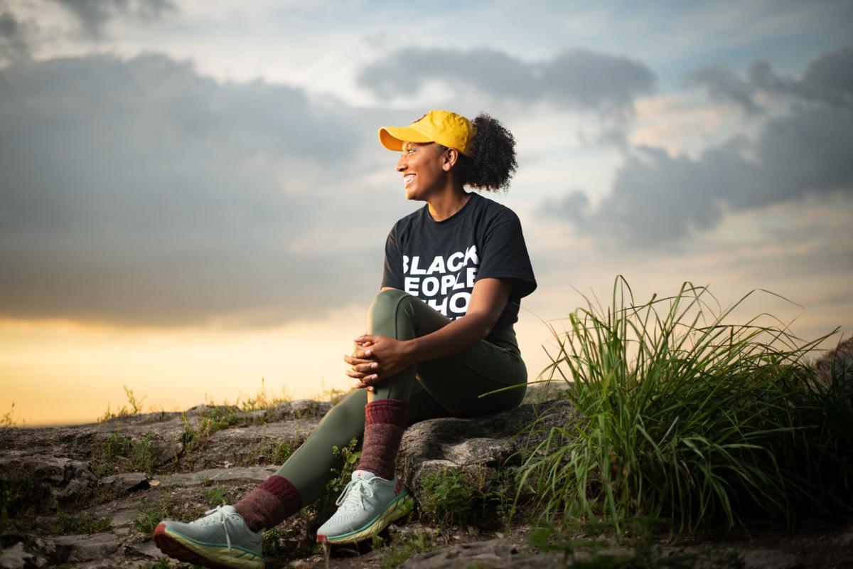 Debbie Njai (photo by Michael B. Thomas)