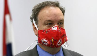 Sam Page Mask