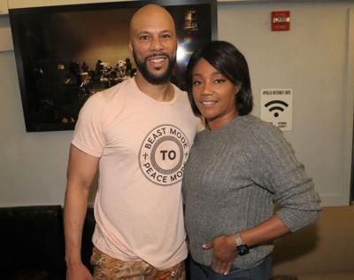 Common and Tiffany Haddish