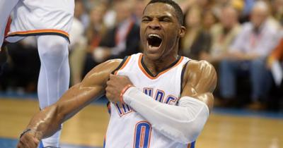 Russell Westbrook named 2017 NBA MVP | Local Sports
