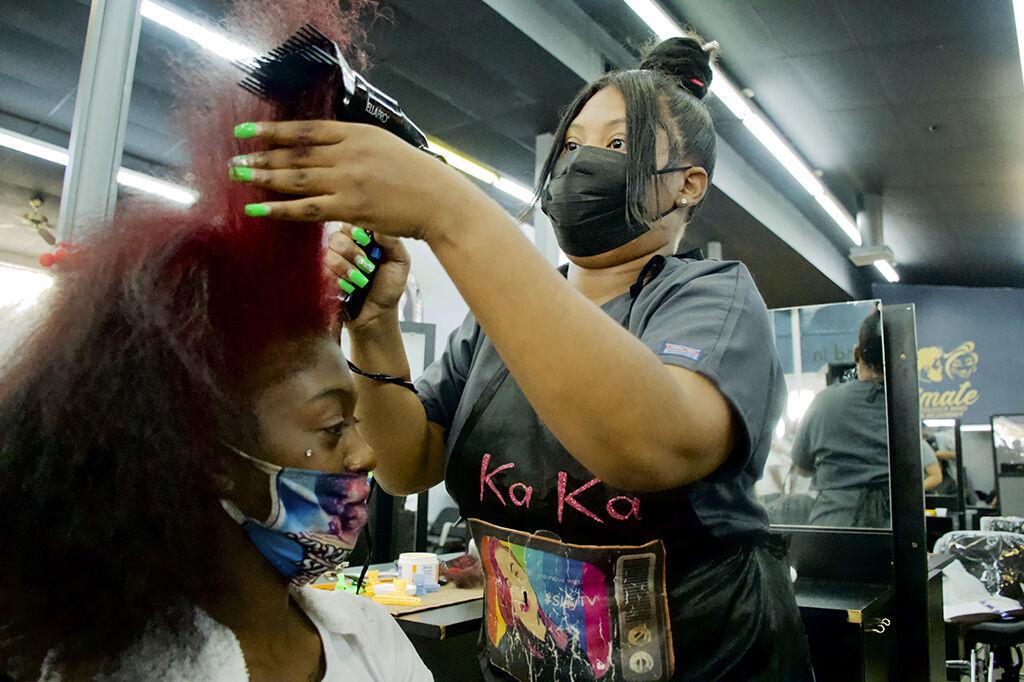 Ultimate Beauty College - Kaegan Johnson