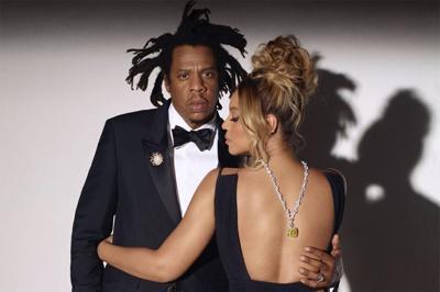 JAY-Z and Beyoncé Tiffany Ad