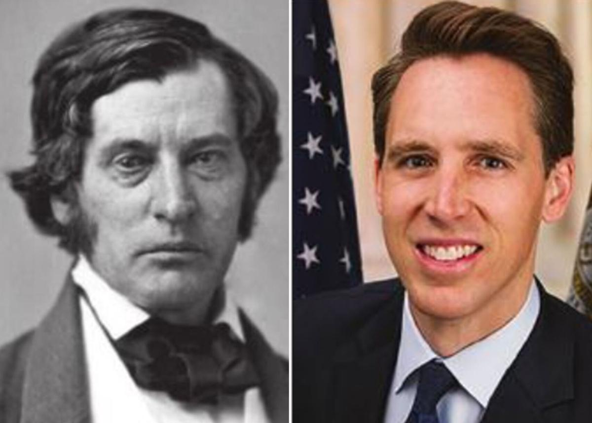 Charles Sumner vs. Josh Hawley