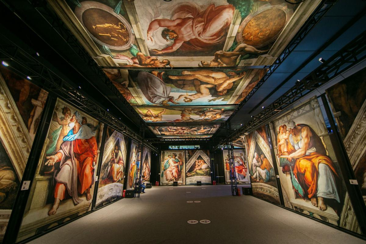 Sistine Chapel St. Louis