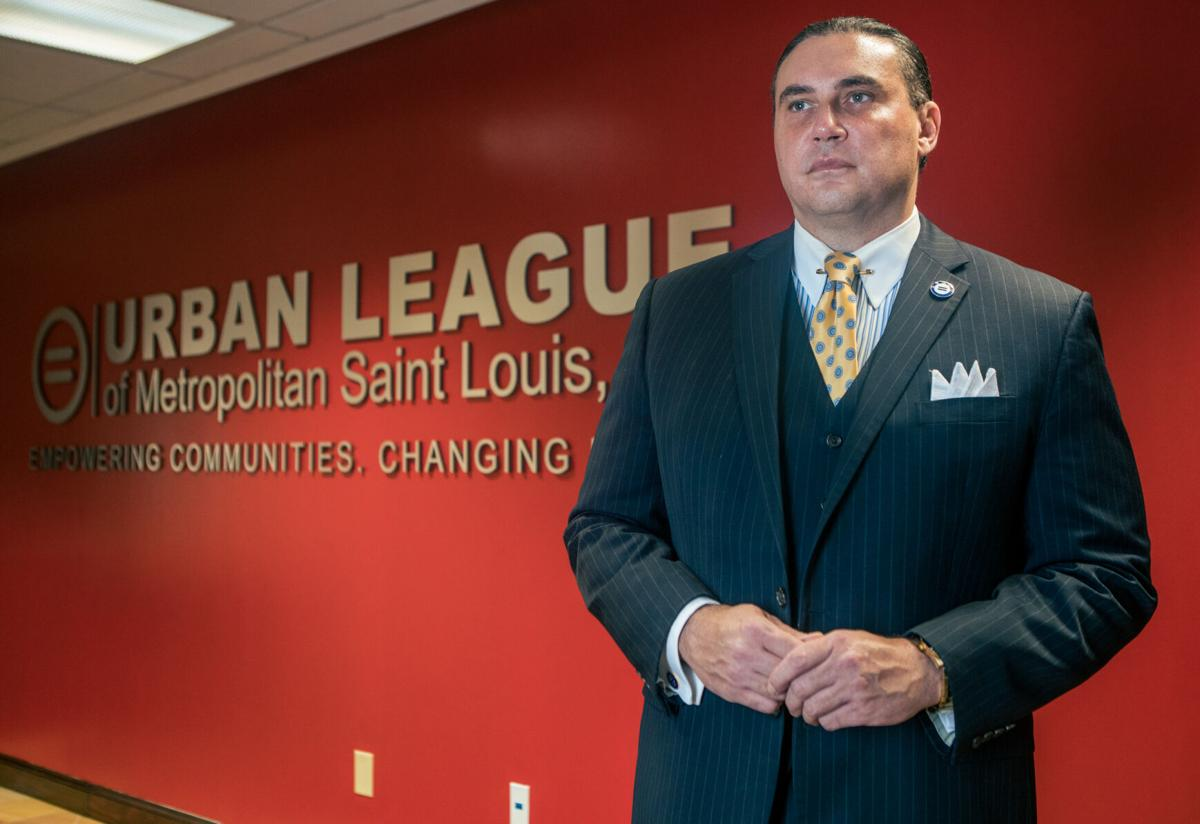 Michael P. McMillan, The St. Louis American's 2020 Person of the Year