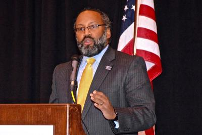 Missouri NAACP State Conference President Nimrod Chapel