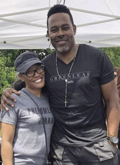 Swag Snap of the Week: Lamann Rucker