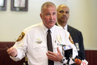 Belmar retiring as St. Louis County police chief