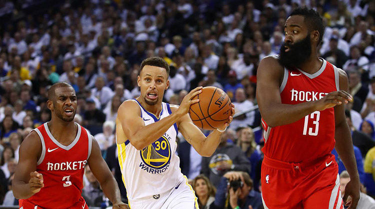 3bf126fa598c Houston Rockets vs Golden State Warriors is must-see TV