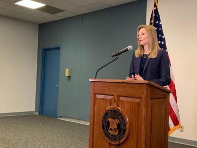Missouri Auditor Nicole Galloway
