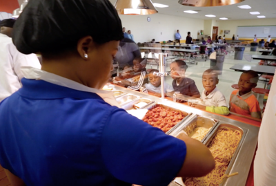 SLPS, New Heights recognized by USDA for serving healthy summer meals