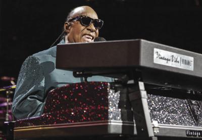 Swag Snap of the Week: Stevie Wonder