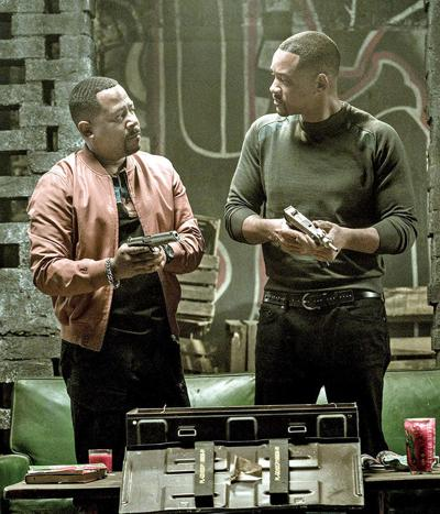 Martin Lawrence and Will Smith in 'Bad Boys for Life'