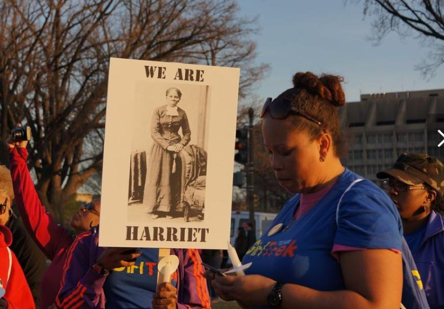GirlTrek 21-day walk challenge fused Black History with self-care