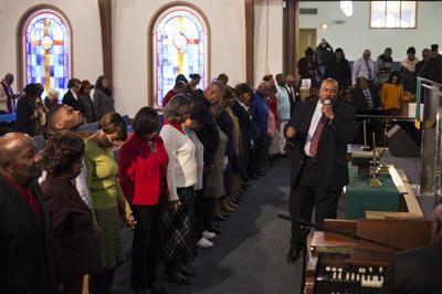 St. Louis black churches consider ways to keep congregants safe in midst of coronavirus