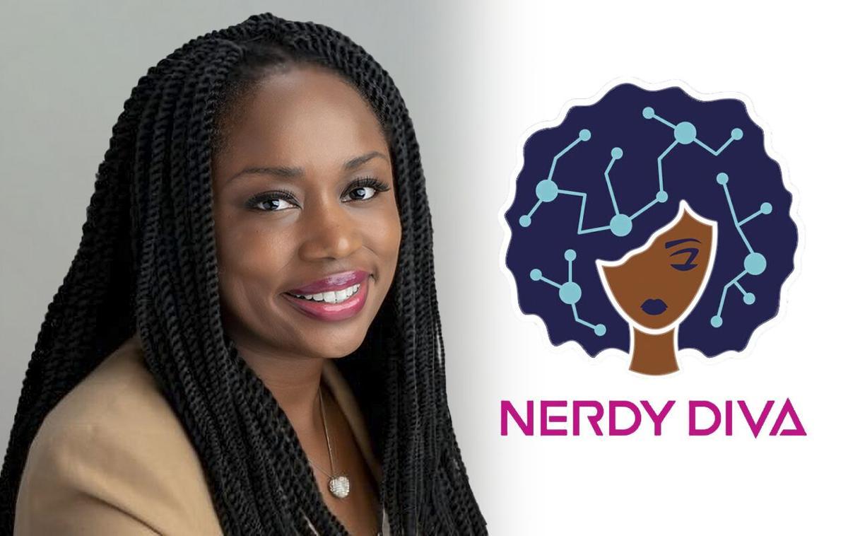 Nerdy Diva cover