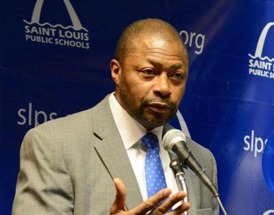 Saint Louis Public School District Superintendent Kelvin Adams