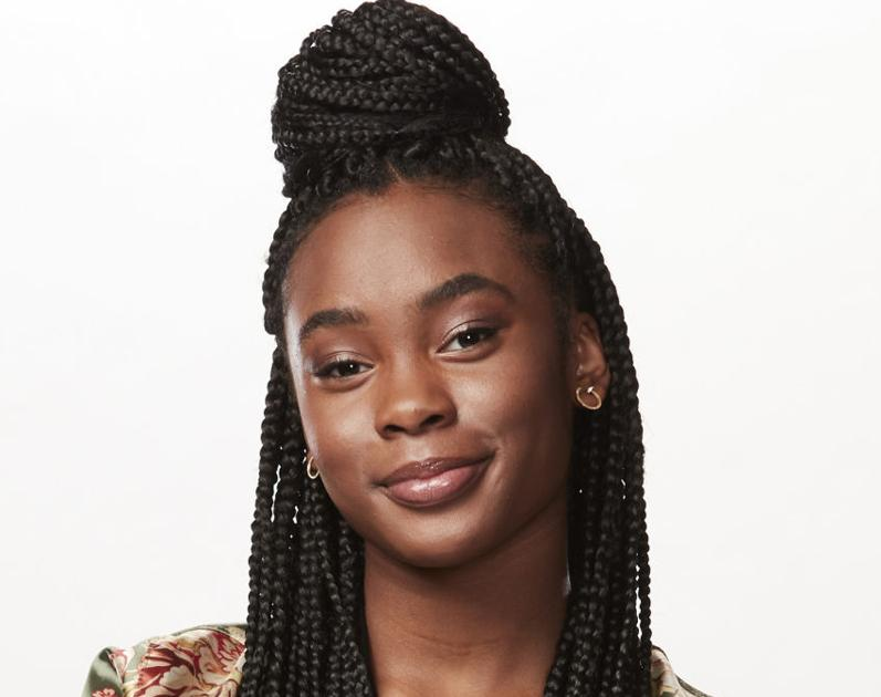 13-year-old 'The Voice' contestant Kennedy Holmes of