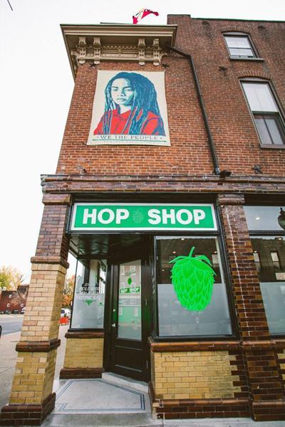 Hop Shop