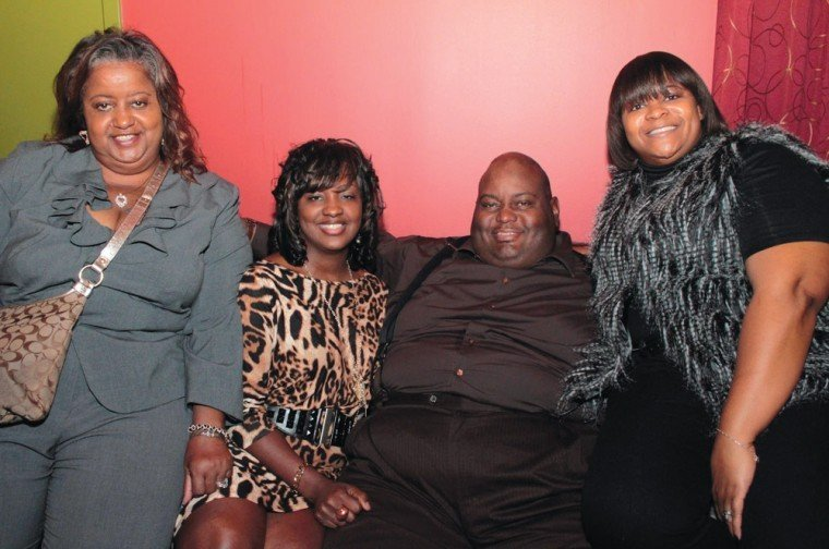 Image result for DeShawn Crawford family