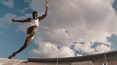 """Race"" starring Stephan James"