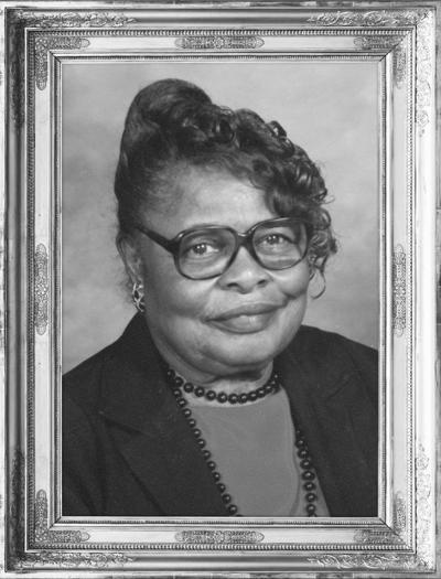 Beatrice Bates Thomas
