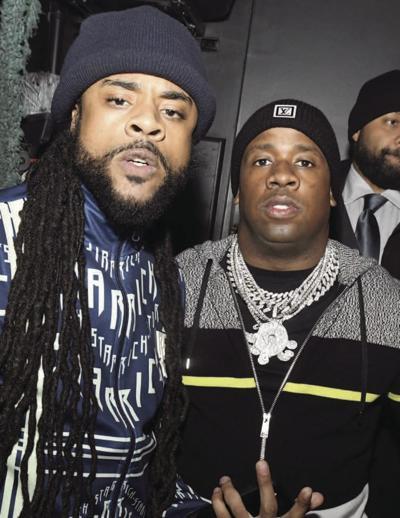 T-Marley and Yo Gotti