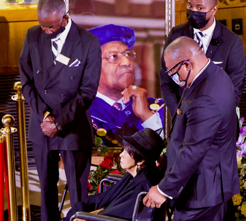 Icon, change agent, visionary: Community mourns Dr. Henry Givens