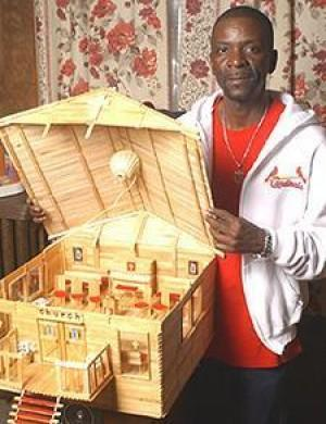 Building Dreams From Popsicle Sticks Living It