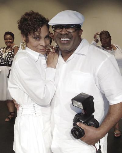 Swag Snap of the Week: Jasmine Guy with Marvin