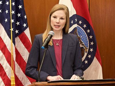 State Auditor Nicole Galloway
