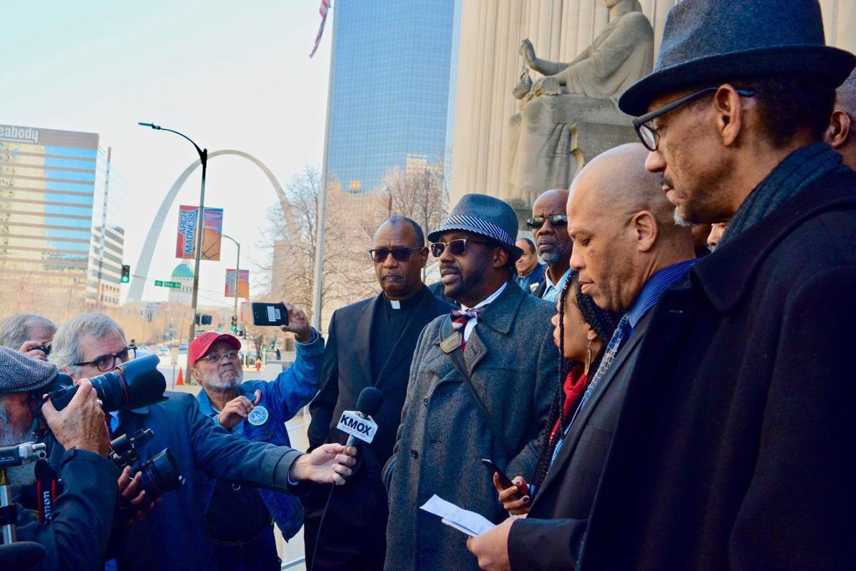 Activists and clergy defend St. Louis Circuit Attorney Kimberly Gardner against Republican attacks