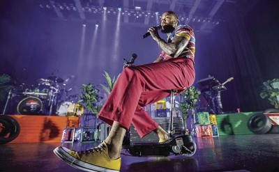 Jidenna uses '85 to Africa' tour to preach pride and unity