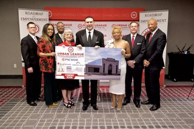 PNC Bank donates North Grand Branch to Urban League, Financial
